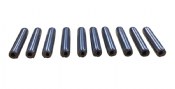 Pack of 10 axle roll pins for Powakaddy and most other trolleys